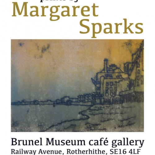 Exhibition: South of The River, prints by Margaret Sparks