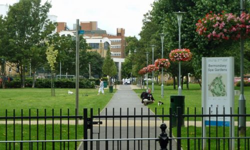 Bermondsey Spa Gardens