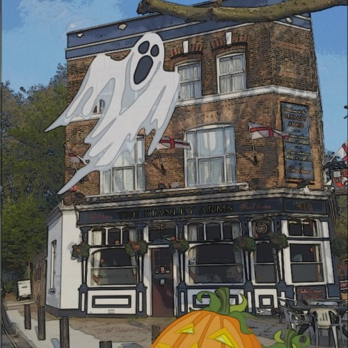 Halloween Party at The Stanley Arms Pub