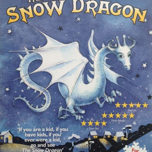 Children theatre:  The Snow Dragon