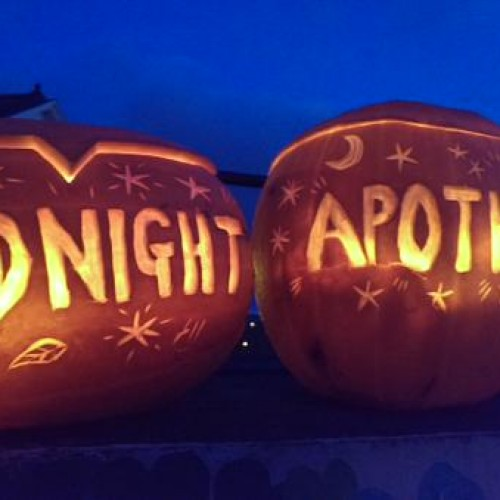 The Midnight Apothecary Halloween 2016 Spectacular
