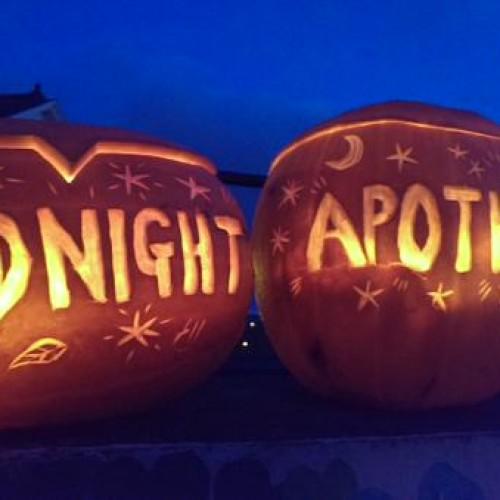 The Midnight Apothecary Halloween 2016 Spectacular