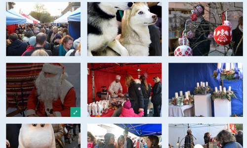 The Free Christmas Scandimarket 2016