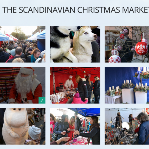 The Free Christmas Scandimarket 2016