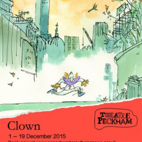 Family theatre: Clown (Ages 3+)