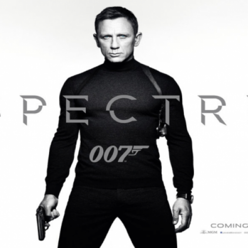 Film: SPECTRE (12A) at Shortwave Cinema