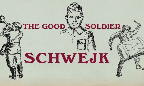 The Good Soldier Schwejk perfomance and project