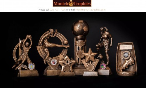 Local business: Munich 72 Trophies