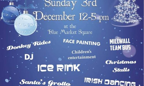 Blue Christmas 2017, a fantastic day out in the heart of Bermondsey