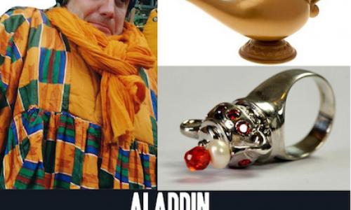 Panto & workshop: Aladdin with London Bubble Theatre