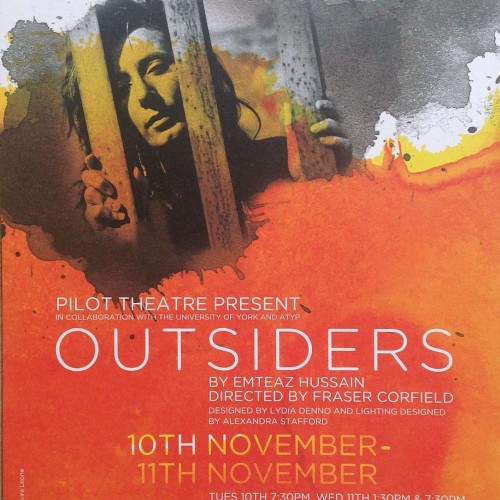 Theatre: Outsiders