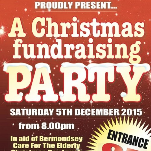 Stanley Arms Christmas Fundraising Party