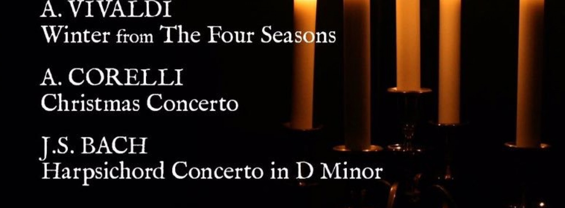 Baroque Music Christmas concert by Candlelight with Rotherhithe Music