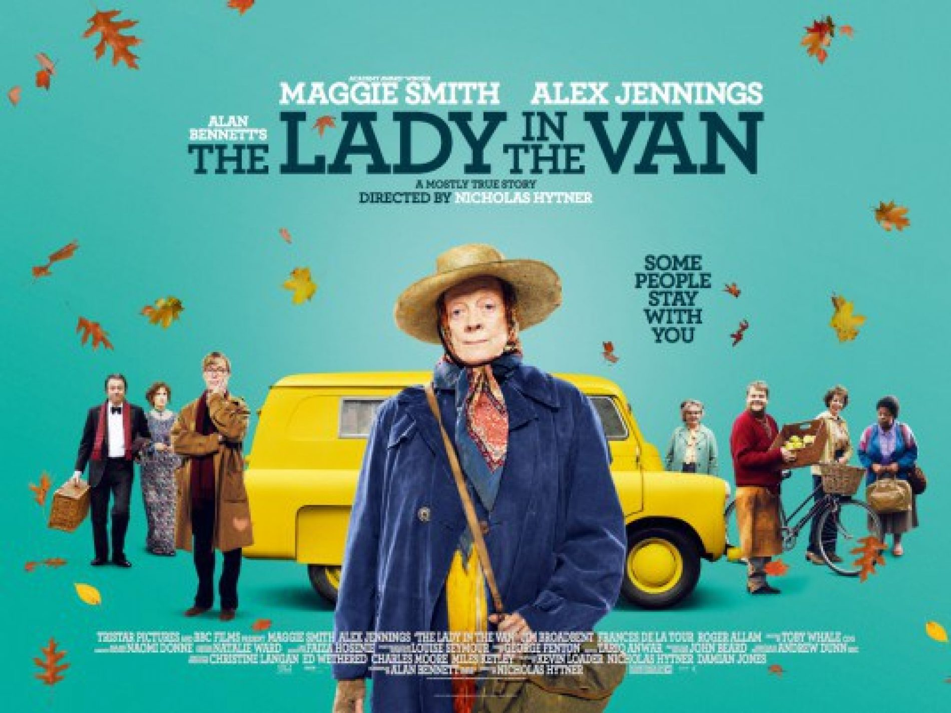 Shortwave Cinema: The Lady In The Van