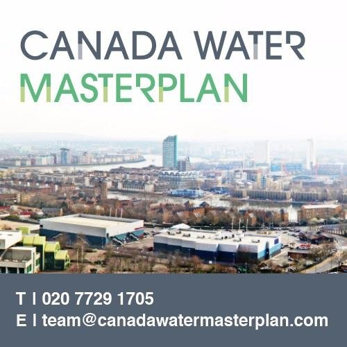 Canada Water Masterplan Exhibitions