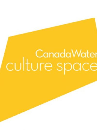 Canada Water Culture Space Programme July- December 2017