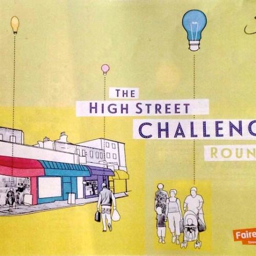 The High Street Challenge Round 4