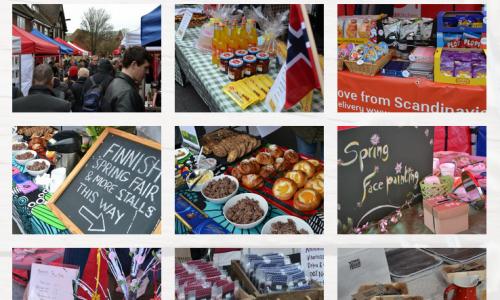 Scandinavian Spring Market 2016