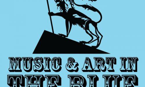 Music & Art in the Blue Bermondsey