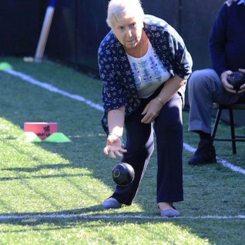 Walking Sports for Older People at Docklands Settlements Rotherhithe