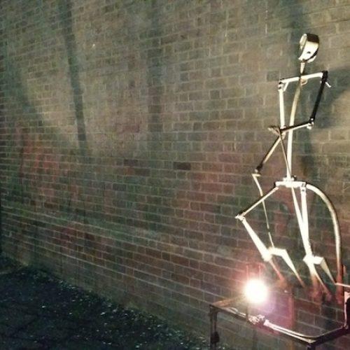 A visit to the Tate Modern Fire Garden