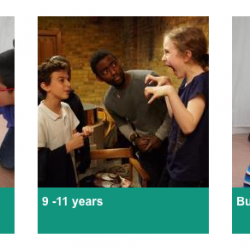 London Bubble Participatory Groups for children and young people