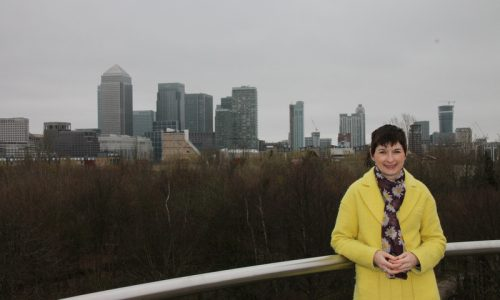 The Rotherhithe Bridge Talks – Caroline Pidgeon