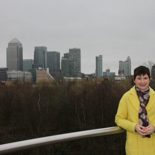 The Rotherhithe Bridge Talks – Caroline Pidgeon