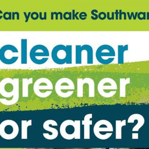 Apply for Southwark Council's Cleaner, greener or safer grants