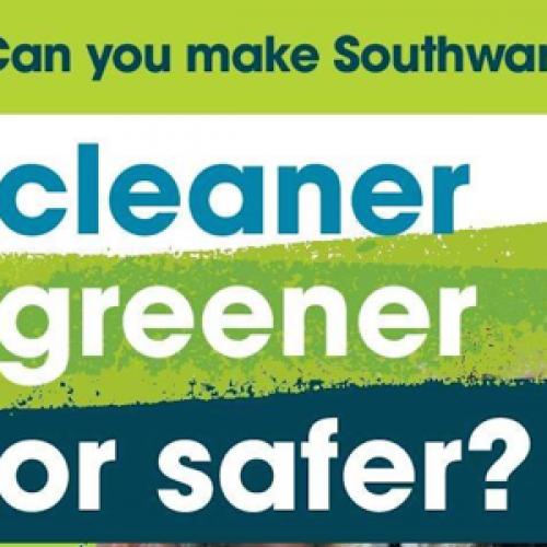 Apply for Southwark Council's Cleaner, greener or safer grants
