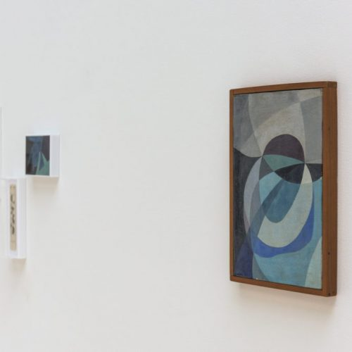Willys de Castro. From paintings to objects 1950-1965