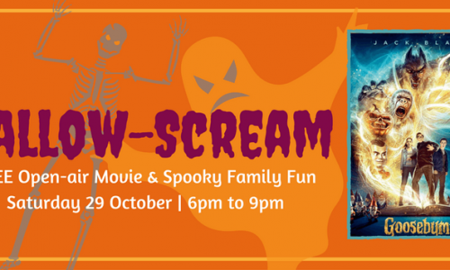 Halloween Hallow-scream night at Bermondsey Square