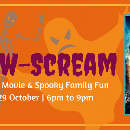 Halloween Hallow-scream night at Bermondsey Square