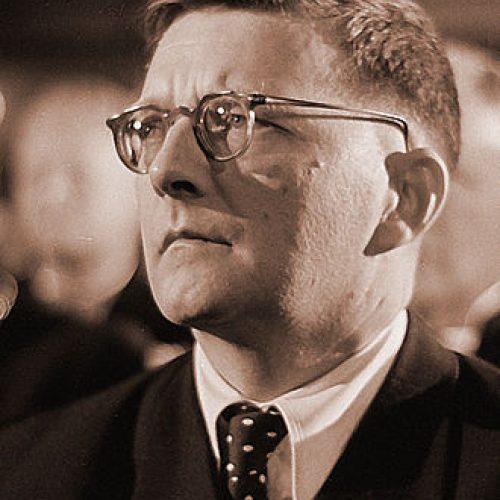 Shostakovich In Rotherhithe