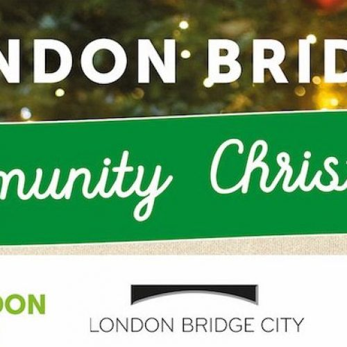 London Bridge Community Christmas 2016
