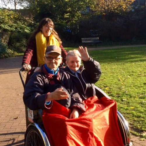Time and Talents – Cycling Without Age in Southwark