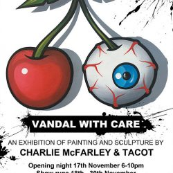 Underdog Gallery – Vandal With Care Art Show feat. Charlie McFarley and TACOT
