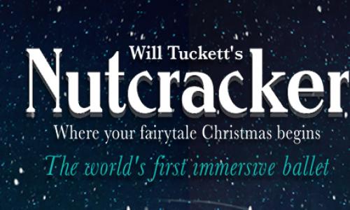 Will Tuckett's Nutcracker – The world's first immersive ballet