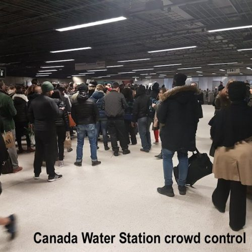 Canada Water Masterplan Transport Drop-in Session