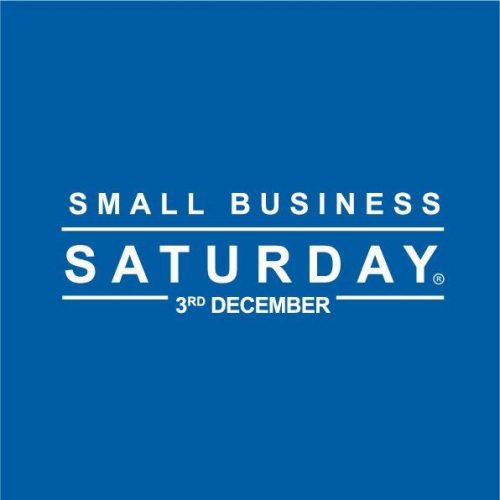 Small businesses Saturday 3rd December 2016