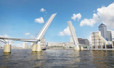 The Rotherhithe Bridge Talks: Nik Randall / reForm Architects
