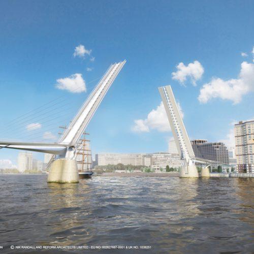 The Rotherhithe Bridge Talks: Nik Randall / reForm Architects