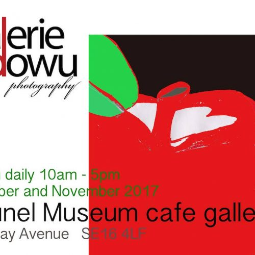 Brunel Museum Cafe Gallery presents Valerie Idowu photography