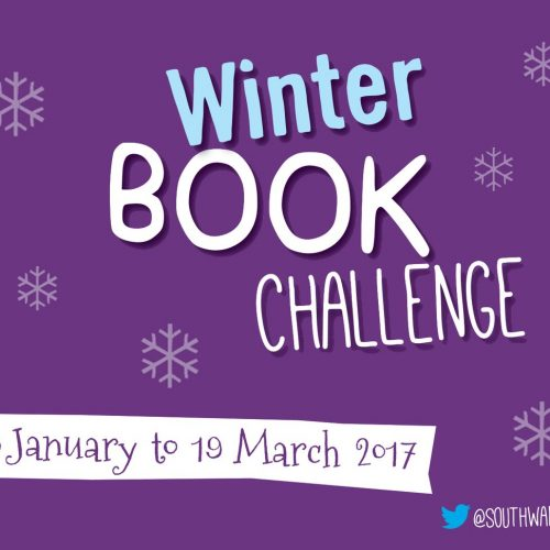 Southwark Libraries Winter Book Challenge 2017