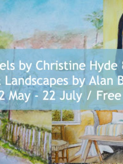 Deli Felice Exhibitions by Christine Hyde, Jean Stanford and Alan Baulch