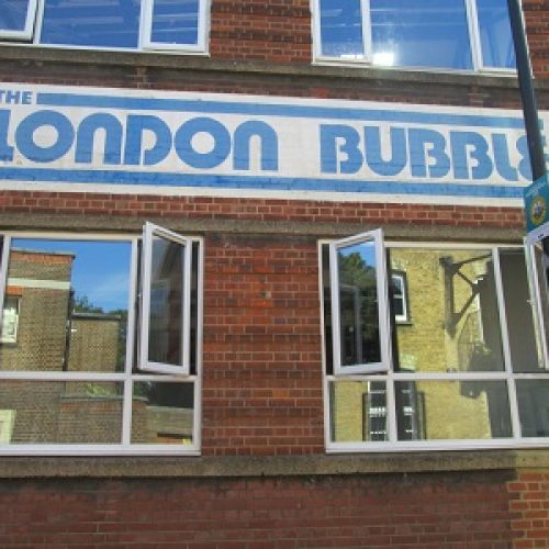 Bermondsey & Rotherhithe CAN Meeting at London Bubble