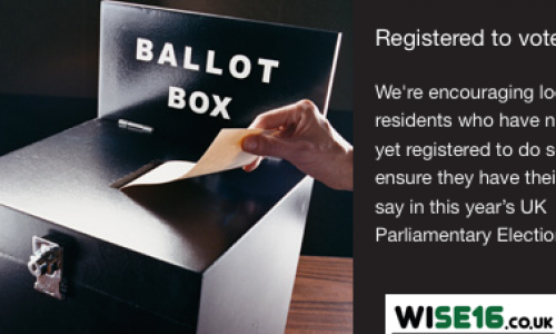 UK Parliamentary General Election 2019 – Register to Vote