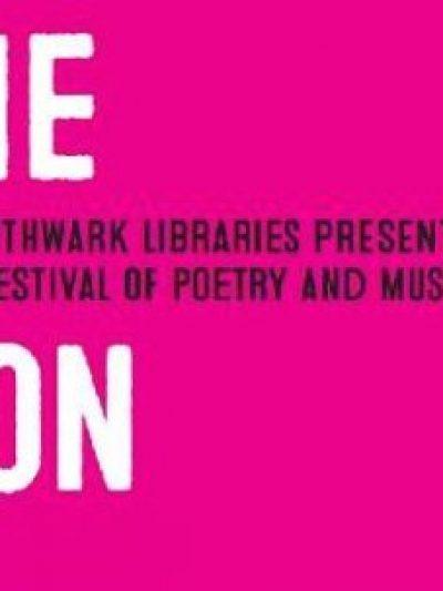 Southwark Libraries Rhyme and Reason 2017