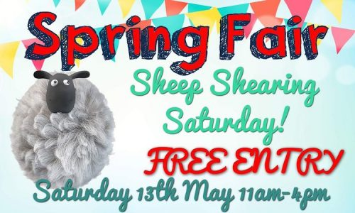 Surrey Docks Farm Spring Fair 2017