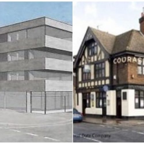 Southwark Council Consultation / Albion Pub Planning Application